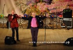 8 марта - поздравление с Международным женским днем Лукинский Николай