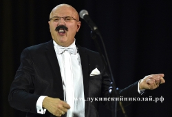 Сольный концерт юмориста Николая Лукинского
