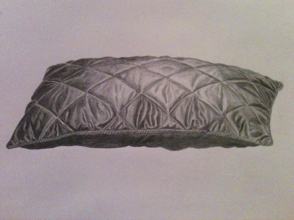 Шелковая подушка - автор Лукинский Николай