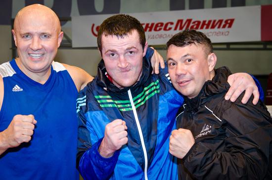 Лукинский Николай, Костя Дзю и Денис Лебедев