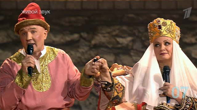 Две звезды Лукинский Николай