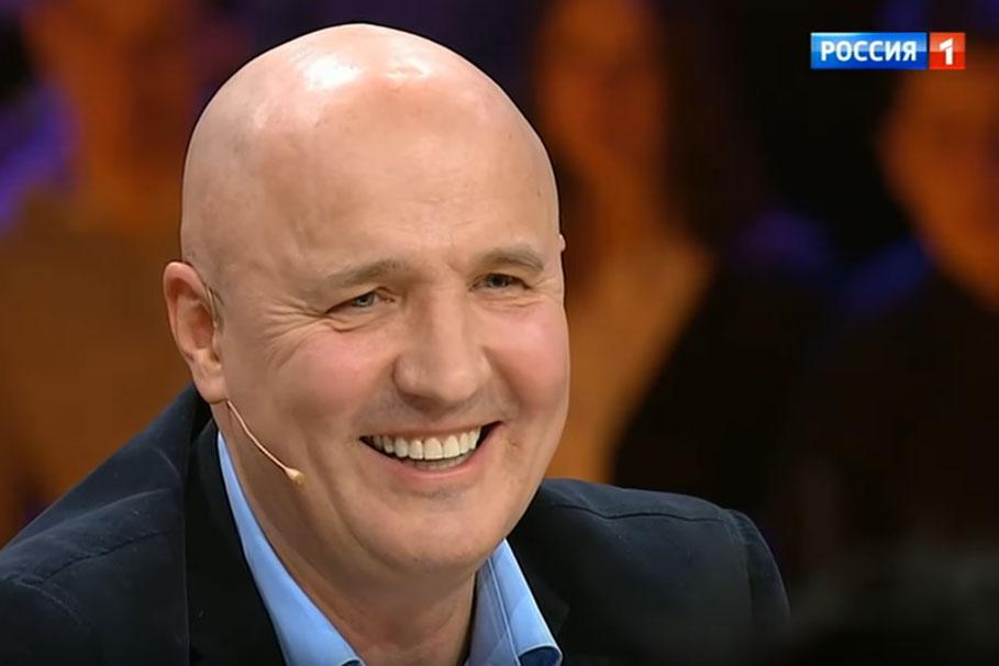 Лукинский Николай -Ток-шоу Андрея Малахова