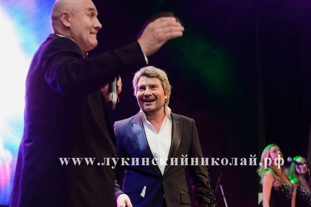Лукинский Николай - ведущий на свадьбе и Басков Николай