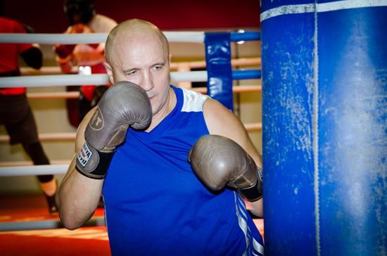 бокс Лукинский Николай