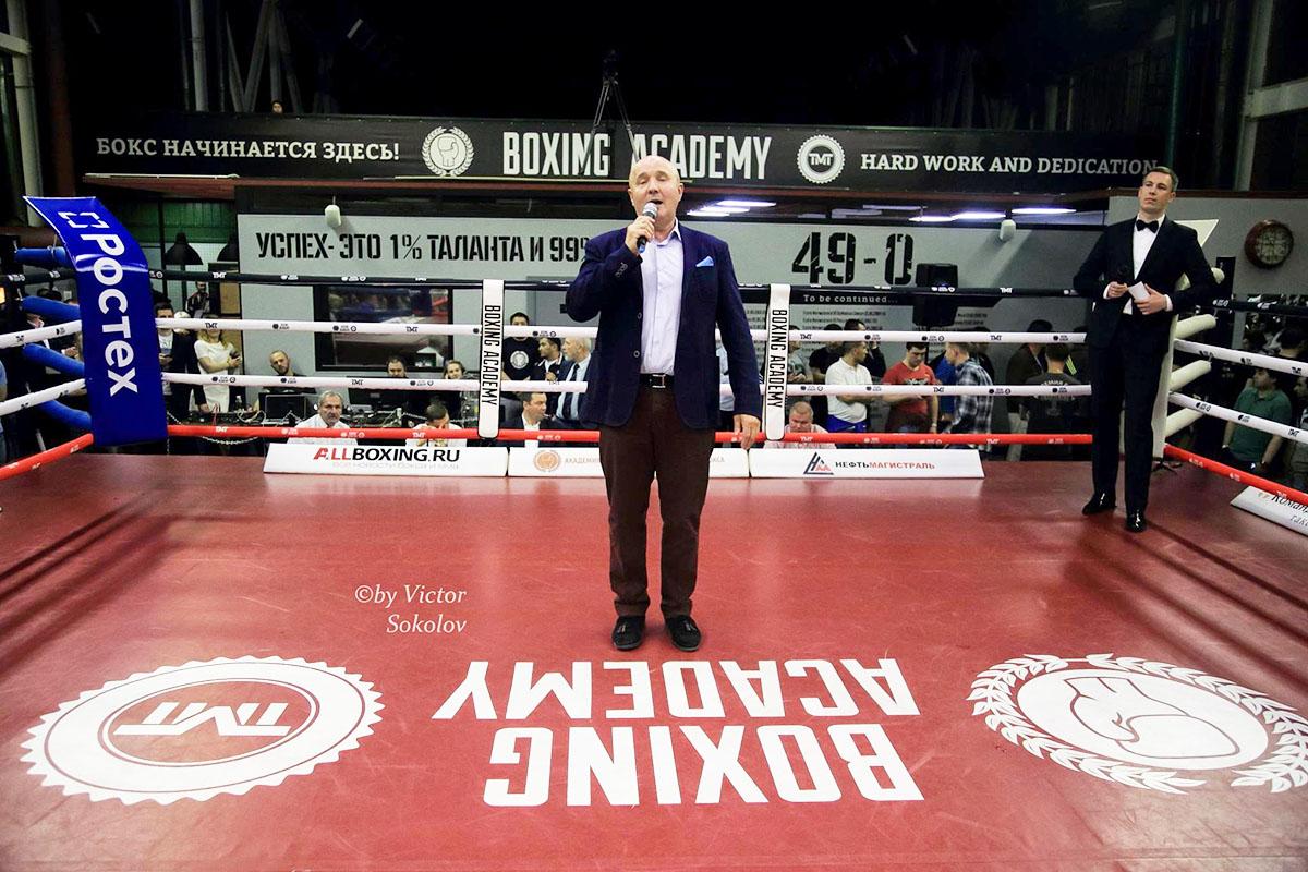 Лукинский Николай - Бои в Академии бокса lukinskiynikolay.ru