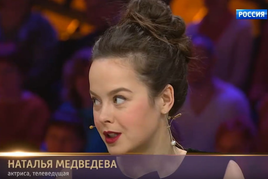 Наталья Медведева -Ток-шоу Андрея Малахова