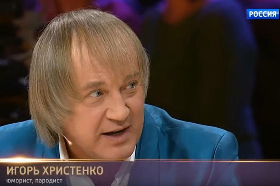 Игорь Христенко-Ток-шоу Андрея Малахова